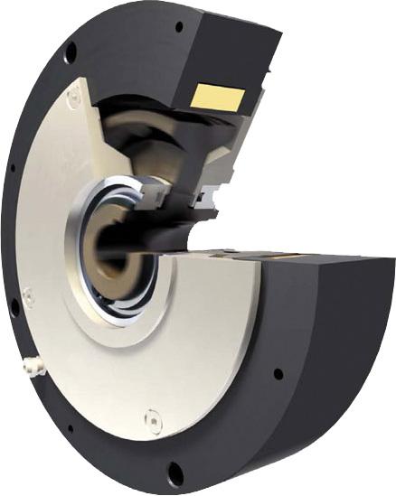 Technik Magnetpulverbremse